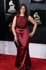 MARIA LETTBERG at Grammy 2018 Awards in New York 01/28/2018
