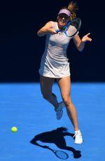 MARIA SHARAPOVA at Australian Open Tennis Tournament in Melbourne 01/16/2018