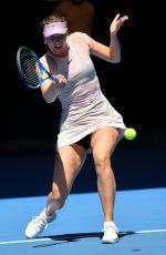 MARIA SHARAPOVA at Australian Open Tennis Tournament in Melbourne 01/18/2018