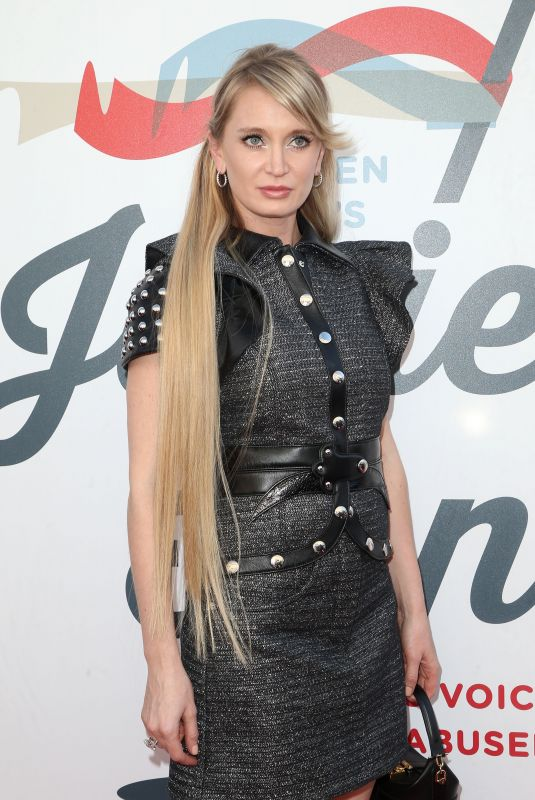 MARINA ACTON at Steven Tyler and Live Nation Presents Inaugural Janie's Fund Gala and Grammy
