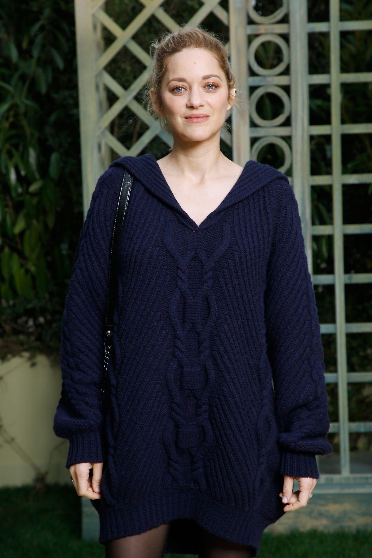 Marion cotillard hawtcelebs for Couture garments