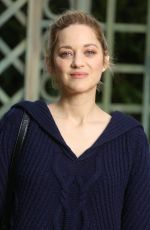 MARION COTILLARD at Chanel Show at Spring/Summer 2018 Haute Couture Fashion Week in Paris 01/23/2018