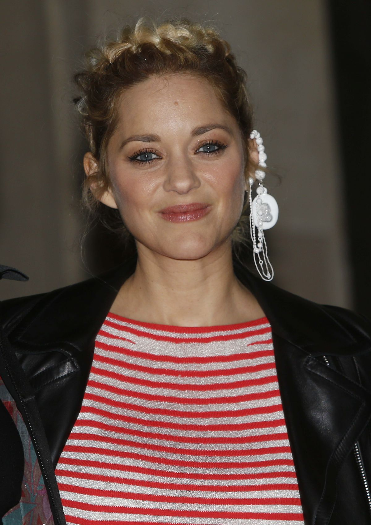 MARION COTILLARD at Giorgio Armani Prive Show at 2018 ...