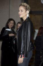 MARION COTILLARD at Giorgio Armani Prive Show at 2018 Haute Couture Fashion Week in Paris 01/23/2018