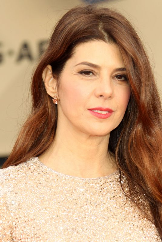 MARISA TOMEI at Screen Actors Guild Awards 2018 in Los Angeles 01/21/2018