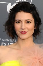 MARY ELIZABETH WINSTEAD at 2018 Critics
