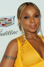 MARY J. BLIGE at Producers Guild Awards 2018 in Beverly Hills 01/20/2018