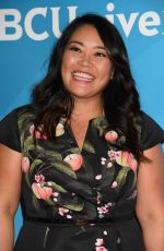 MARY SOHN at NBC/Universal TCA Winter Press Tour in Los Angeles 01/09/2018