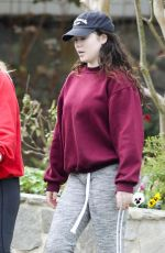MCKAYLA MARONEY Out and About in Los Angeles 01/19/2018