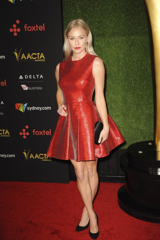 MECKI DENT at 7th AACTA International Awards in Los Angeles 01/05/2018