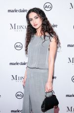 MEDALION RAHMI at Marie Claire Image Makers Awards in Los Angeles 01/11/2018