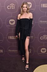 MEGAN WILLIAMS at Warner Music Pre-grammy Party in New York 01/25/2018