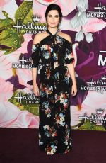 MEGHAN ORY at Hallmark Channel All-star Party in Los Angeles 01/13/2018