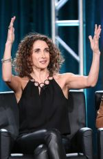MELINA KANAKAREDES at The Resident TV Show Panel in Los Angeles 01/04/2018