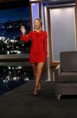 MELISSA BENOIST at Jimmy Kimmel Live 01/15/2018