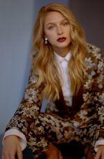 MELISSA BENOIST for W Magazine, 2018