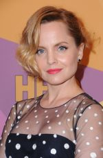MENA SUVARI at HBO's Golden Globe Awards After-party in Los Angeles 01/07/2018