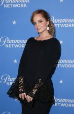 MENA SUVARI at Paramount Network Launch Party at Sunset Tower in Los Angeles 01/18/2018