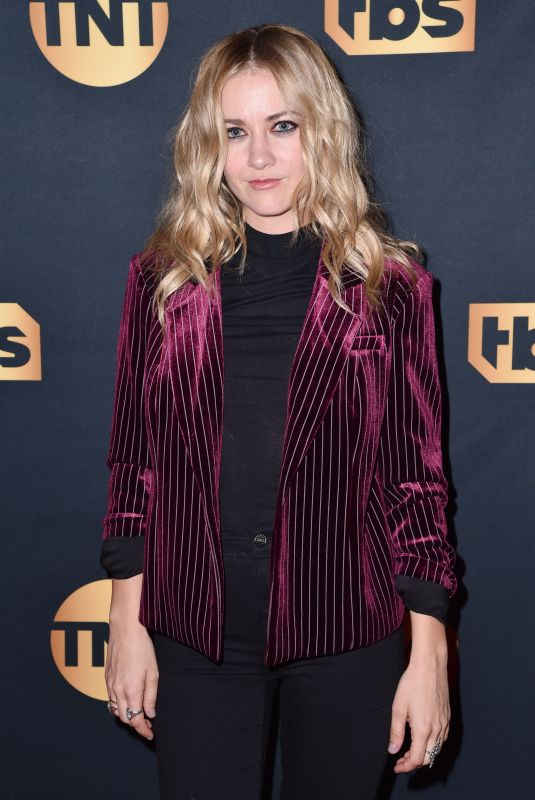 MEREDITH HAGNER at TNT and TBS Lodge at Sundance Film Festival 01/19/2018