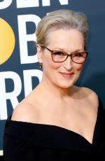 MERYL STREEP at 75th Annual Golden Globe Awards in Beverly Hills 01/07/2018
