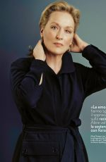 MERYL STREEP in Grazia Magazine, Italy January 2018