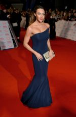 MICHELLE HEATON at National Television Awards in London 01/23/2018