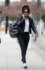 MICHELLE KEEGAN Leaves a Gym in Los Angeles 01/03/2018
