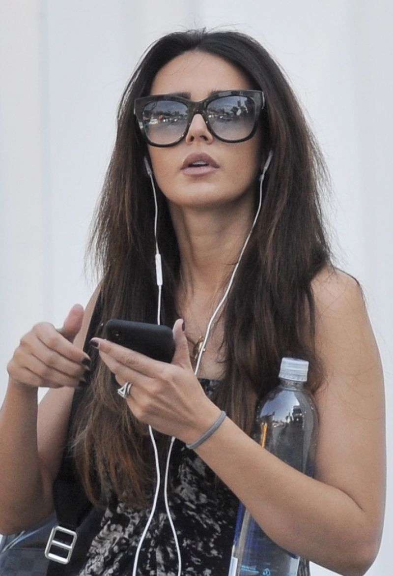 MICHELLE KEEGAN Leaves...