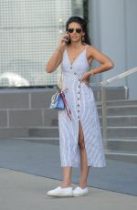 MICHELLE KEEGAN Leaves Soho House in West Hollywood 01/18/2018