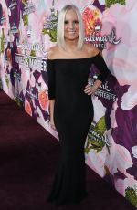 MICHELLE VICARY at Hhallmark Channel All-star Party in Los Angeles 01/13/2018