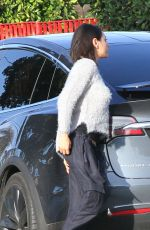 MILA KUNIS Out and About in Los Angeles 01/10/2018