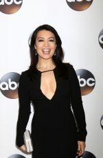 MING-NA WEN at ABC All-star Party at TCA Winter Press Tour in Los Angeles 01/08/2018