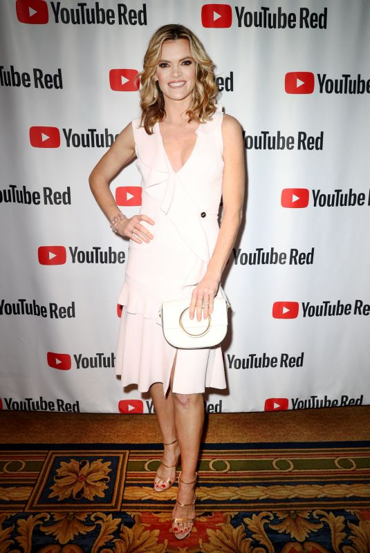 MISSI PYLE at youtube Portion of 2018 Winter TCA Press Tour in Pasadena 01/13/208