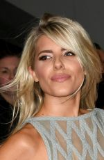MOLLIE KING at National Television Awards in London 01/23/2018