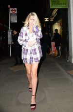 MOLLIE KING at Robinsons: Cordially Invited Opening Night in London 01/30/2018