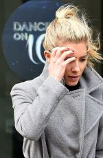 MOLLIE KING Out and About in London 01/03/2018