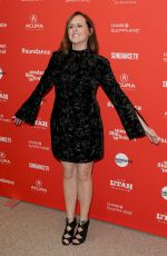 MOLLY SHANNON at Private Life Premiere at Sundance Film Festival in Park City 01/18/2018