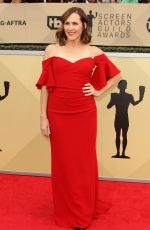 MOLLY SHANNON at Screen Actors Guild Awards 2018 in Los Angeles 01/21/2018