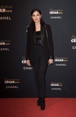 MONICA BELLUCCI at Cesar Revelations 2018 at Le Petit Palais in Paris 01/15/2018