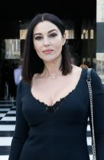 MONICA BELLUCCI at Cristian Dior Show at Spring/Summer 2018 Haute Couture Fashion Week in Paris 01/23/2018
