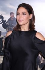 MONIQUE GABRIELA CURNEN at 12 Strong Premiere in New York 01/16/2018