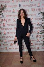 MORGANE POLANSKI at Sidaction Gala Dinner in Paris 01/25/2018