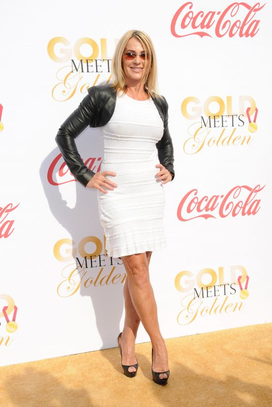 NADIA COMANECI at 5th Annual Gold Meets Golden in Los Angeles 01/06/2018