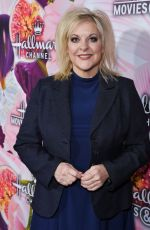NANCY GRACE at Hhallmark Channel All-star Party in Los Angeles 01/13/2018