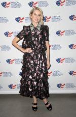 NAOMI WATTS and LAURA BROWN at Australia Day Arts Awards in New York 01/26/2018