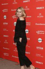 NAOMI WATTS at Ophelia Premiere at Sundance Film Festival 01/22/2018