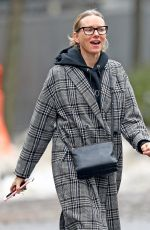 NAOMI WATTS Out and About in New York 01/11/2018