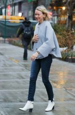 NAOMI WATTS Out in New York 01/12/2018