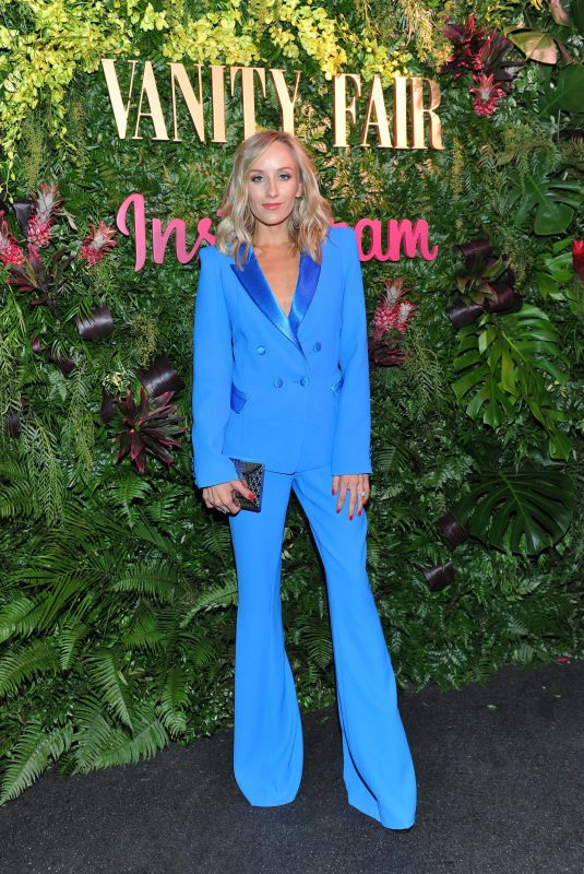 NASTIA LIUKIN at Vanity Fair Celebrate New Class of Entertainers in West Hollywood 01/06/2018