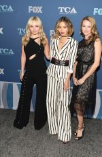 NATALIE ALYN LIND at Fox Winter All-star Party, TCA Winter Press Tour in Los Angeles 01/04/2018